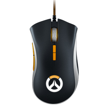 Razer Mouse Overwatch Gaming DeathAdder Elite Ergonomic