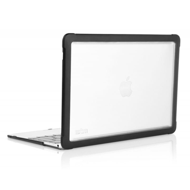STM Dux Shell Macbook Air 13in Black