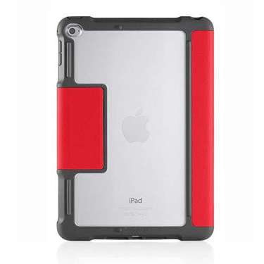 STM Dux Case iPad 9.7 2017/18 Red Polybag