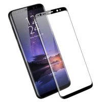 Ventev Tempered Glass Screen Protector Galaxy S9 Case Comp
