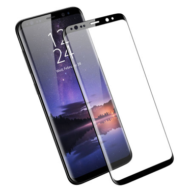 Ventev Tempered Glass Screen Protector Galaxy S9+