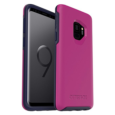 OtterBox Galaxy S9 Symmetry Purple/Blue Mix Berry Jam