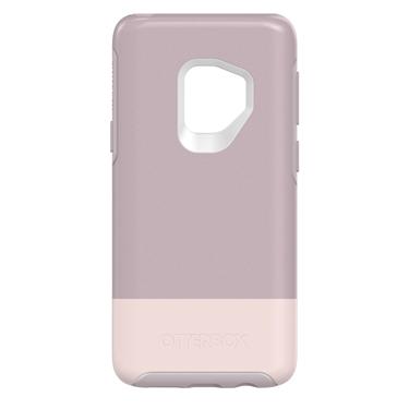 OtterBox Galaxy S9 Symmetry White/Purple Skinny Dip