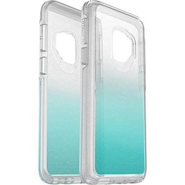 OtterBox Galaxy S9 Symmetry Silver Flake Aloha Ombre