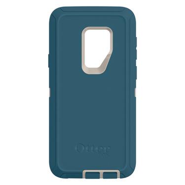 OtterBox Galaxy S9+ Defender Beige/Blue Big Sur