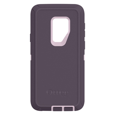 OtterBox Galaxy S9+ Defender Purple/Dark Purple Nebula