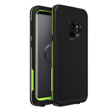 LifeProof Galaxy S9 Fre Black/Lime Night Lite