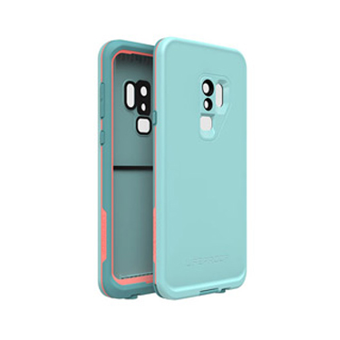 LifeProof Galaxy S9 Fre Blue/Coral (Wipeout)