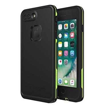 LifeProof Galaxy S9+ Fre Black/Lime (Night Lite)