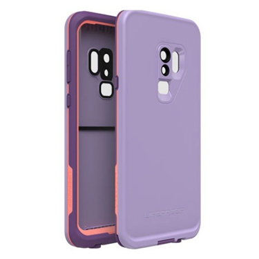 LifeProof Galaxy S9+ Fre Purple/Pink (Chakra)
