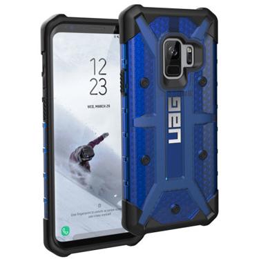 UAG Galaxy S9 Plasma Cobalt/Black