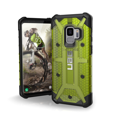 UAG Galaxy S9 Plasma Citron/Black