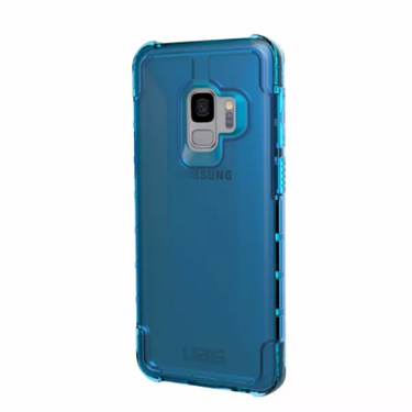 UAG Galaxy S9 Plyo Blue/Clear Glacier