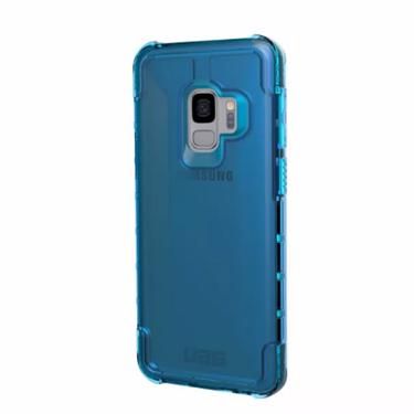 UAG Galaxy S9 Plyo Blue/Clear Glacier