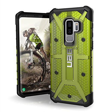 UAG Galaxy S9+ Plasma Citron/Black