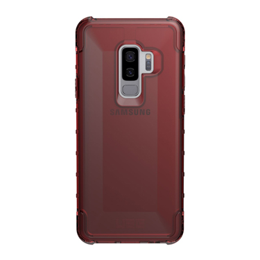 UAG Galaxy S9+ Plyo Red/Black Crimson