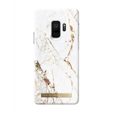 Ideal of Sweden Galaxy S9 Carrara Gold