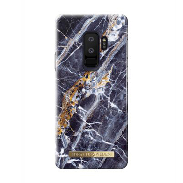 Ideal of Sweden Galaxy S9 Midnight Blue Marble