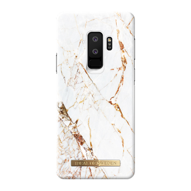 Ideal of Sweden Galaxy S9+ Carrara Gold