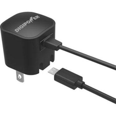 Digipower Wall Charger 1amp w/Micro USB Cable