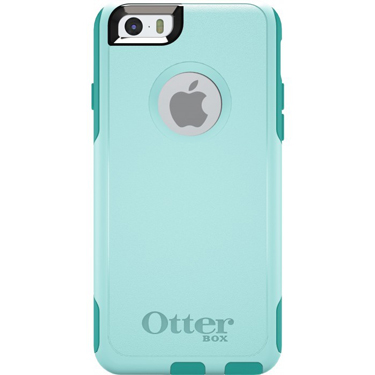 OtterBox iPhone 6/6S Commuter Aqua/Teal Aqua Sky