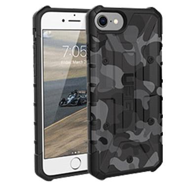 UAG iPhone 6S/7/8 Pathfinder Midnight Camo