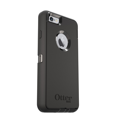 OtterBox iPhone 6/6S Defender Black/Black