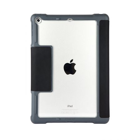 STM Dux Case iPad 9.7 2017/18 Black Polybag