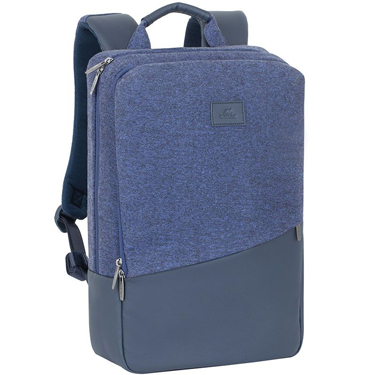 RivaCase MacBook Pro/Ultrabook Backpack 15.6in 7960 Blue