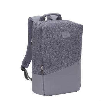 RivaCase MacBook Pro/Ultrabook Backpack 15.6in 7960 Grey