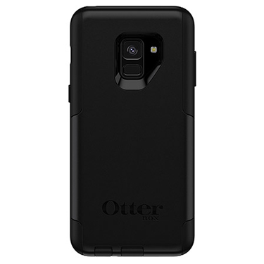 OtterBox Galaxy A8 2018 Commuter Black