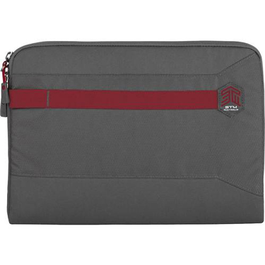 STM Laptop Sleeve Summary 13in Granite Grey