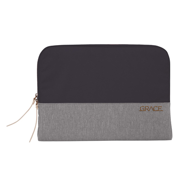 STM Laptop Sleeve Grace 15in Cloud Grey