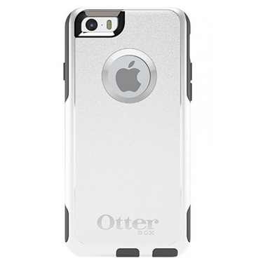 OtterBox iPhone 6/6S Commuter White/Grey Glacier