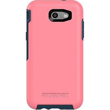 OtterBox Galaxy J3 Prime/POP 2017 Symmetry Pink/Blue