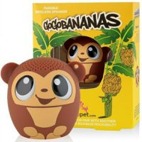 My Audio Pet Bluetooth Speaker Monkey - GoGo Bananas