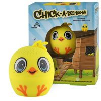 My Audio Pet Bluetooth Speaker Chick - CHICK-A-DEE-DOO-DAH