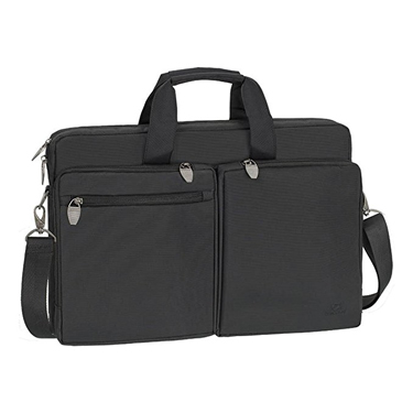 RivaCase Laptop bag 16in Tiergarten 8530 Black