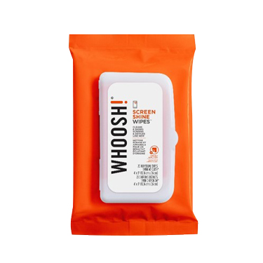 Whoosh! Screen Shine Wipes 20 20 Wipes + Cloth