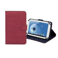 RivaCase Universal Tablet Case 7in Biscayne 3312 Red