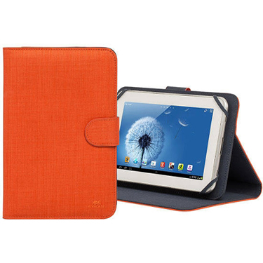 RivaCase Universal Tablet Case 8in Biscayne 3314 Orange