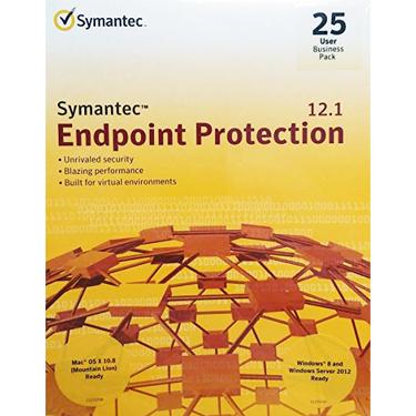 Symantec Endpoint V14 25-User Business Pack Basic