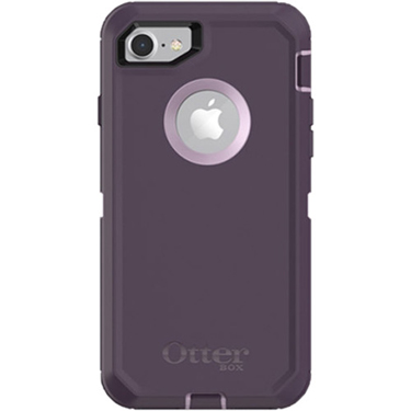OtterBox iPhone 7/8 Defender Purple/Dark Purple Nebula