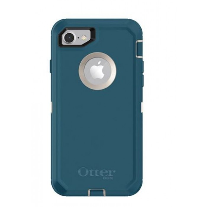 OtterBox iPhone 7/8 Defender Beige/Blue Big Sur