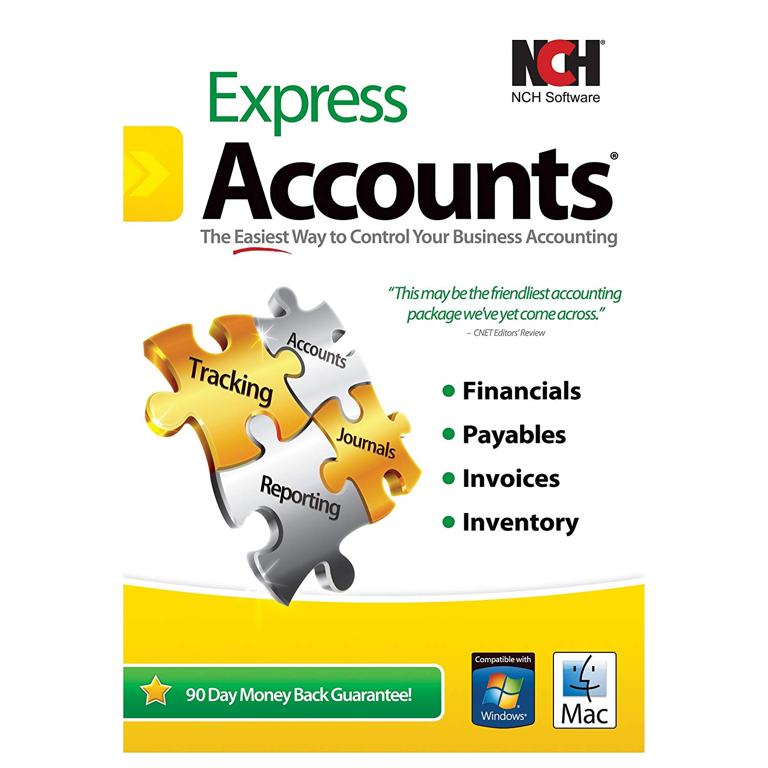 NCH Express Accounts Canadian Edition BIL