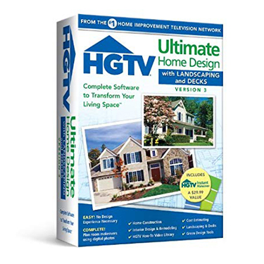 HGTV Ultimate Home Design with Landscaping & Decks