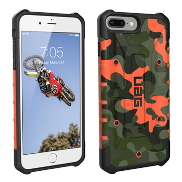 UAG iPhone 6S+/7+/8+ Camo Pathfinder Hunter