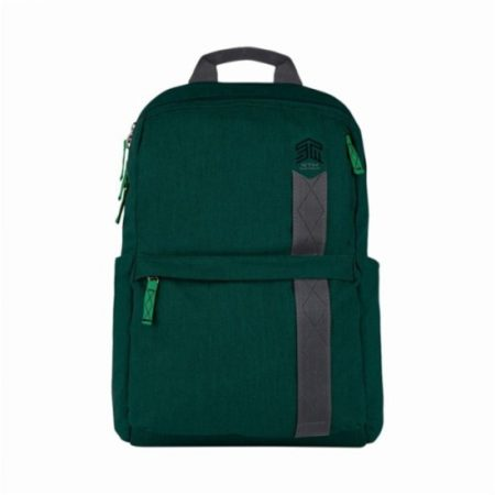STM Backpack Banks 15in Botanical Green