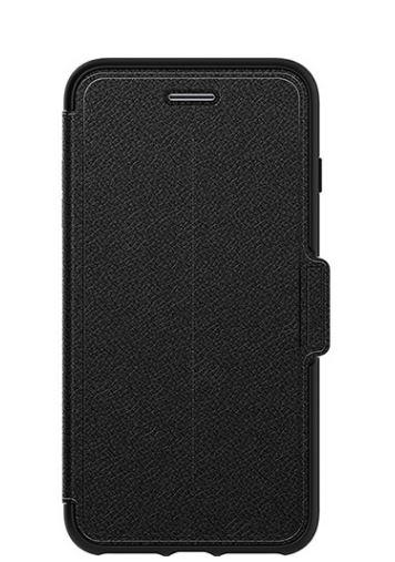 OtterBox iPhone 7+/8+ Strada Leather Black/Grey (Shadow)