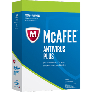 Mcafee Antivirus Plus Unlimited Multi-Device 1Yr